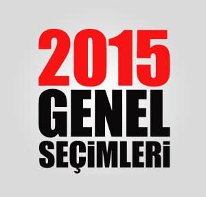 2015 Genel Seçimleri Hangi Tarihte Yapılacak?