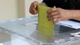 7 Haziran 2015 Genel Seçim Manzaraları