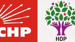 HDP, CHP Seçmenine Göz Dikti