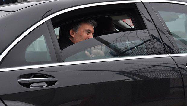 Abdullah Gül CHP'ye mi katılıyor?