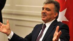 Abdullah Gül Siyasete Geri Dönüyor