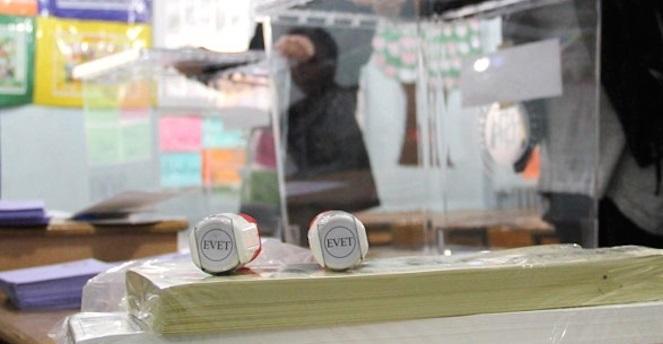 Adana Referandum Sonuçları - Oy Oranları