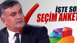 Adil Gür Anketinde AK Parti 7 Puan Yükseldi!