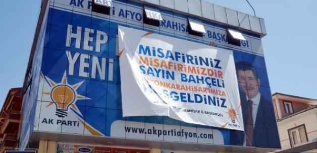 AK Parti'den MHP'ye Büyük Jest