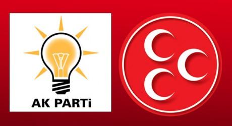 AK Parti-MHP koalisyonu mu?