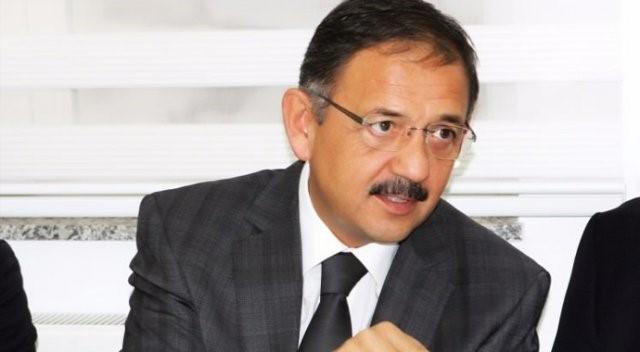 """AK Partili Mehmet Özhaseki: """"60 vilayette başkanlığı alıyoruz"""""""