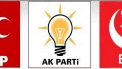 AKP Gözünü MHP ve BBP'lilere Dikti!