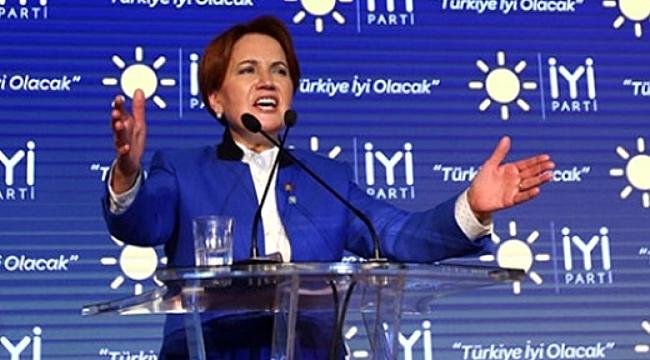 """Akşener iddialı konuştu: """"Cumhurbaşkanı olacağıma inanıyorum"""""""