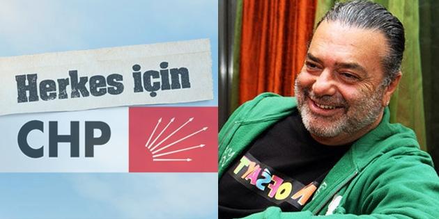 CHP'nin reklamlarını Ali Taran yapacak!