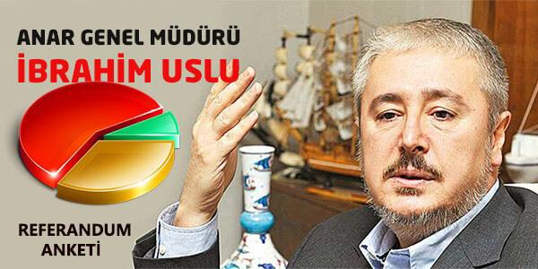 """ANAR Anketinde AK Parti Seçmeninin Yüzde 35'i """"Hayır"""" Diyor"""