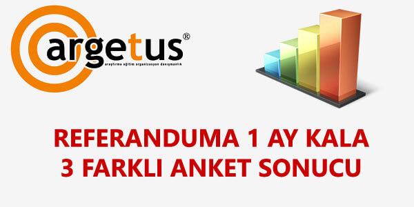 ARGETUS Araştırma Son Referandum Anketi