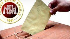 Aydın Referandum Sonuçları 2017