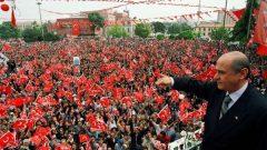 Bahçeli, Ankara'da Sert Konuştu