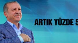 """""""Bu Pazar Seçim Olsa"""" Anketinde AK Parti Uçtu"""