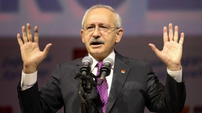 """CHP """"Başkanlık"""" Stratejisini Belirledi"""