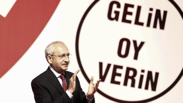 Erken Seçim Anketinde CHP Yükselişe Geçti