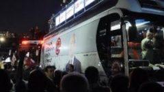 CHP Lideri Alibeyköy'de Halka Seslendi