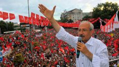 CHP'nin Genel Seçim 2015 Miting Programı