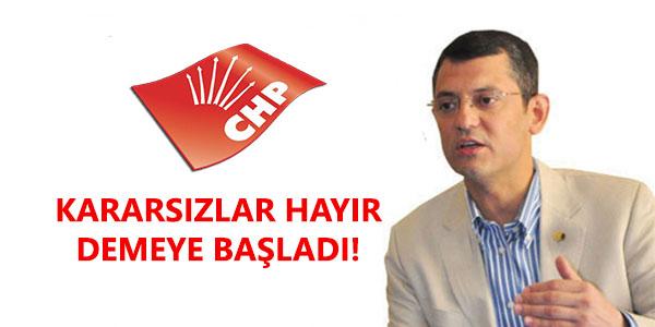"""CHP'li Özel: """"Kararsızlar 'hayır' demeye başladı"""""""