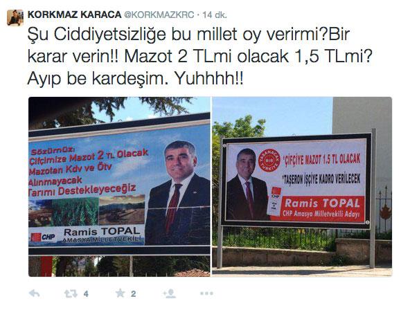 CHP'li Aday Sosyal Medya'da Alay Konusu Oldu