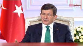Davutoğlu'na göre AK Parti'nin oyları artışa geçti!