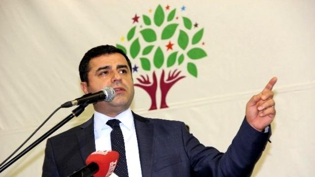 Demirtaş HDP'nin oy oranını açıkladı