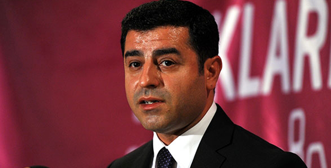 HDP barajı geçemezse Demirtaş istifa edecek