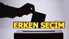 Erken Seçim Kapıda mı? Gözler Erdoğan'da…