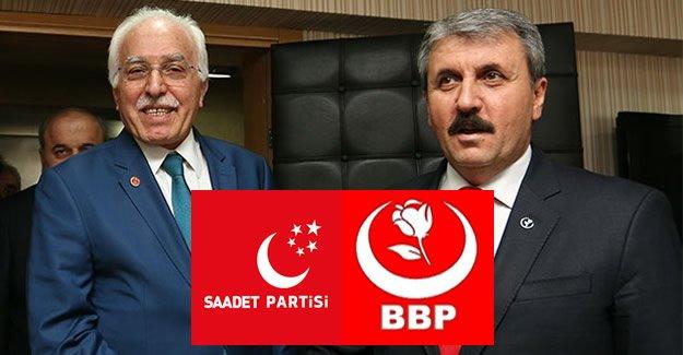 Gezici, SP-BBP İttifakı'nın Oy Oranını Açıkladı
