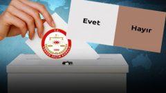 Hatay Referandum Sonuçları – Evet mi Hayır mı?