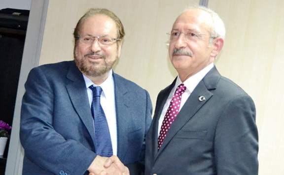 Haydar Baş CHP'den Aday Mı Olacak?