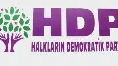 HDP'de İç Karışıklık!
