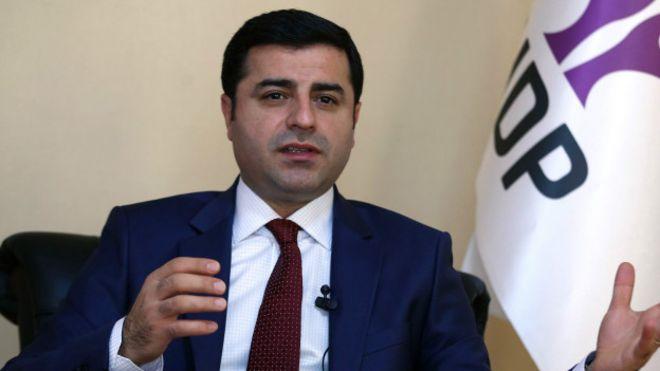 HDP'den koalisyon açıklaması