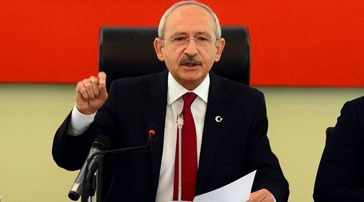 """Kılıçdaroğlu'ndan """"istifa"""" açıklaması"""