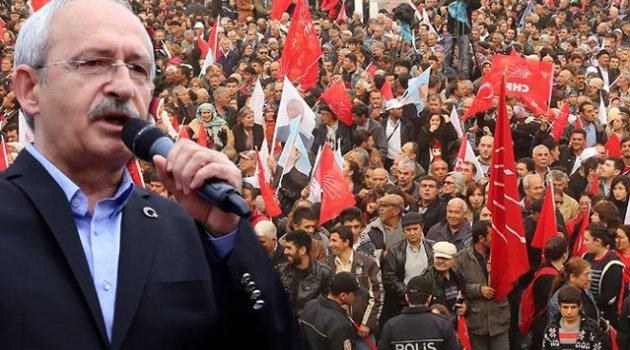 """Kılıçdaroğlu: """"Yüzde 35 ile iktidar olacağız"""""""