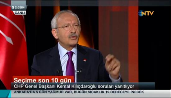 AK Parti ile koalisyon iddialarına net yanıt