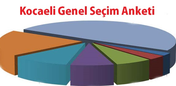 Kocaeli Genel Seçim Anketi