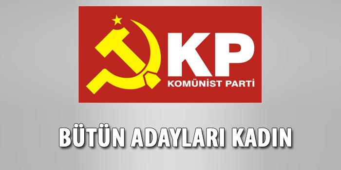 Komünist Parti, Genel Seçimlere 550 Kadın Adayla Giriyor
