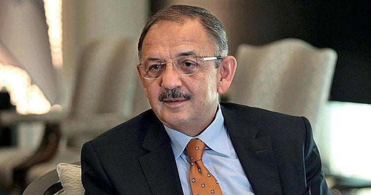 Mehmet Özhaseki'den Anket Açıklaması!