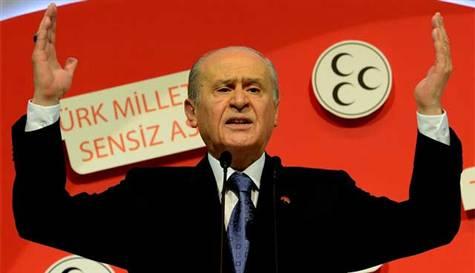 MHP'nin Genel Seçimlerde Oyu Yüzde Kaç Olur?