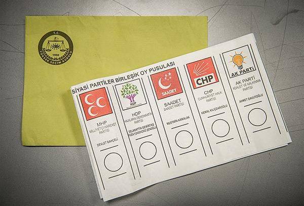 7 Haziran'da nerede ve nasıl oy kullanılacak?