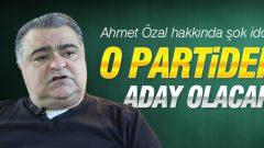 Özal, HDP'den Aday Adayı Olacak İddiası