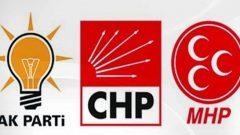 İşte Partilerin Referandum Kampanyaları