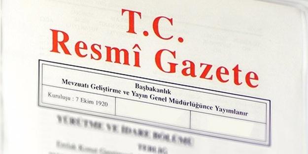 Referandum takvimi Resmi Gazete'de yayımlandı!