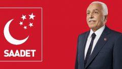 Saadet Partisi Lideri Meclis'e Nasıl Gireceklerini Açıkladı