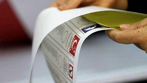 Erken Seçimde Oy Pusulası Sıraları Belli Oldu