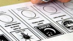 Seçimlerde basılacak oy pusulası sayısı ne kadar?