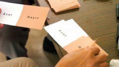 SONAR Anketinde Çarpıcı Referandum Tablosu!