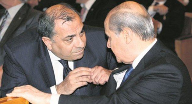 Türkeş'den Bahçeli'ye Şok Suçlamalar!