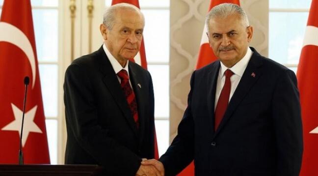 Başkanlık Sistemi için AK Parti ve MHP Anlaştı!